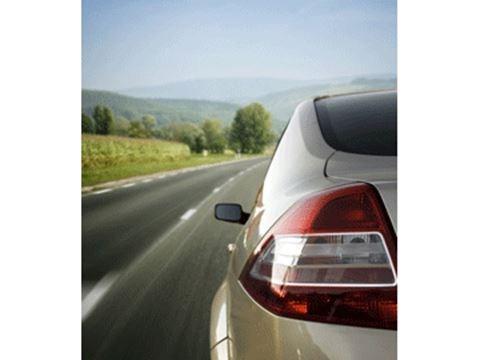 Vehicle driving