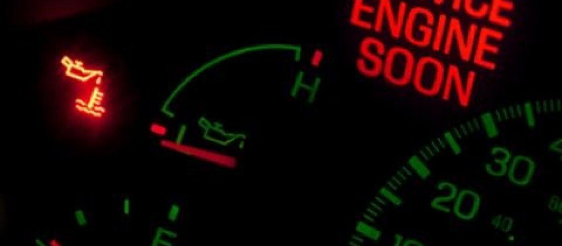 Check Engine Light, Service Engine